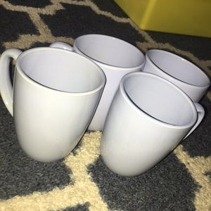 Corelle coffee cup set of 4